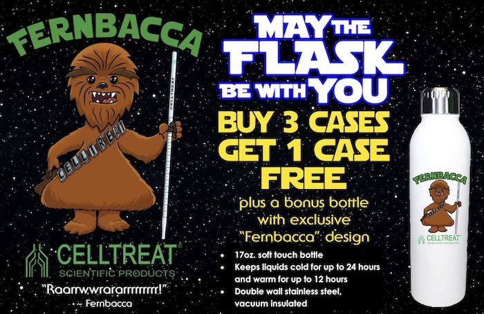 CELLTREAT Fernbacca Promotion