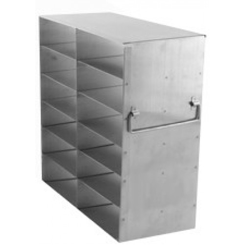 2 x 6 Upright Freezer Rack for standard 2 inch boxes