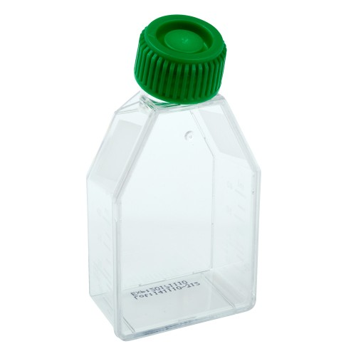 25cm2 Tissue Culture Flask - Plug Seal Cap, Sterile
