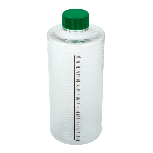 1900cm² ESRB Roller Bottle, Tissue Culture Treated, Printed Graduations, Non-Vented Cap, Sterile