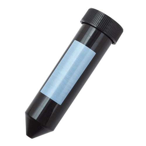 50mL Centrifuge Tube - Black, Bag, Sterile