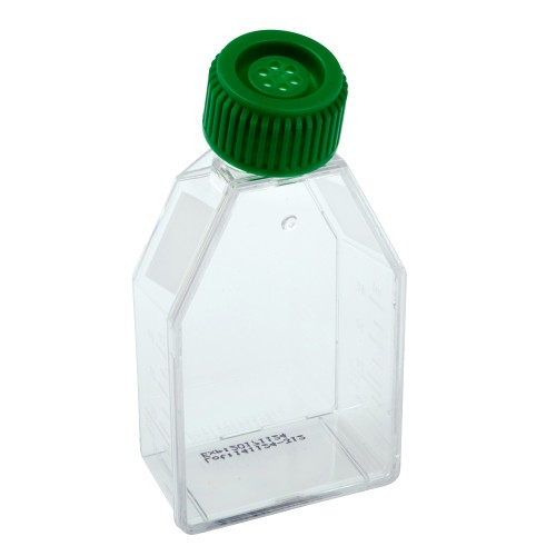 50mL Suspension Culture Flask - Vent Cap, Sterile