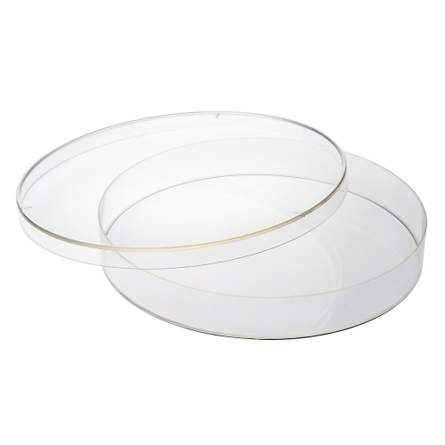 150mm x 20mm Dish, Non-Vented Lid, Non-Treated, Sterile