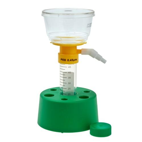 50mL Centrifuge Tube Filter, PES, 0.45μm, Sterile