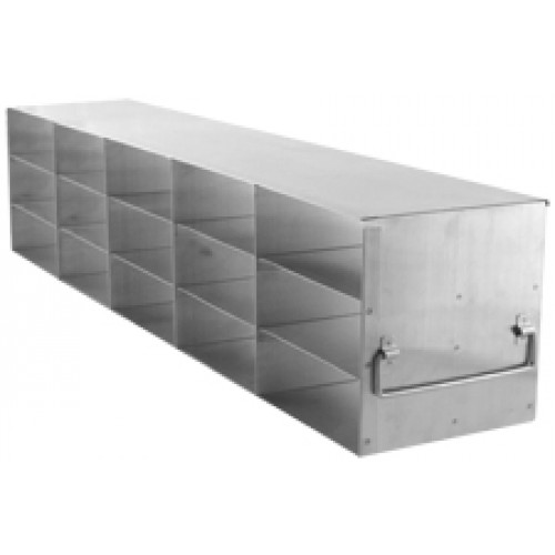 5 x 3 Upright Freezer Rack for standard 2 inch boxes