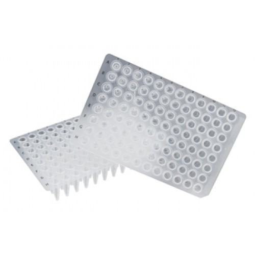 96-Well Ultra PCR Plate, 0.2ml, Natural