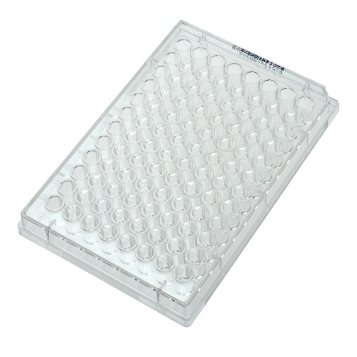 CellTreat 229592 96 Well Non-treated Plate without Lid, Individual, Sterile