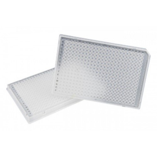 Sorenson 39690 384-Well NX Plate, 30µl, Non-Sterile, 50 Plates/Pack, 2 Packs/Case