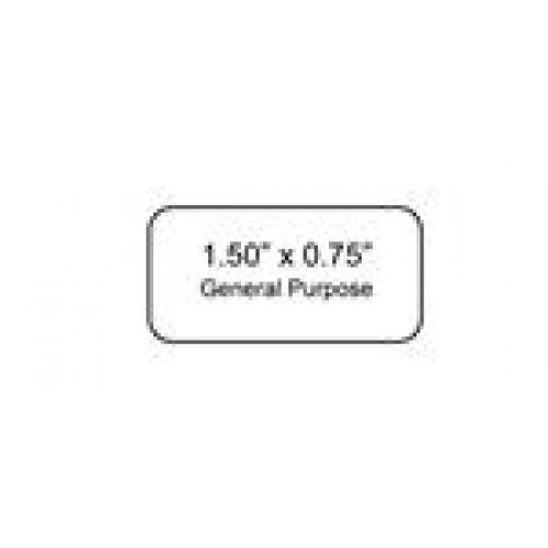 "TT Cryo-Tags 1.50 x 0.75""  2,000/roll"