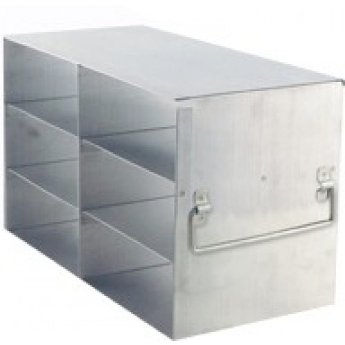 2 x 3 Upright Freezer Rack for standard 2 inch boxes