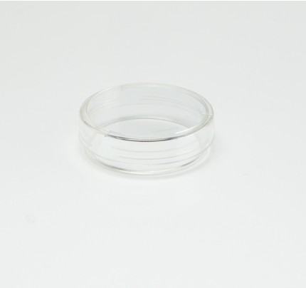 10x35mm TrueLine Cell Culture Dish, 500/pk