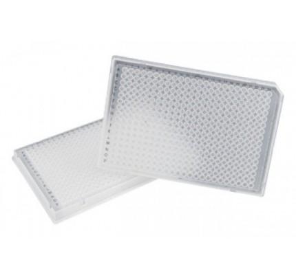 Sorenson 39690 384-Well NX Plate, 30µl, Non-Sterile, 50 Plates/Pack, 2 Packs/Case