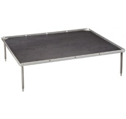 "Stacking platform, extra large 14x12' with flat mat (2.75"" separation)"