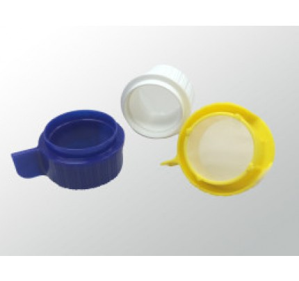 40um SureStrain Premium Cell Strainers, Blue, 50/pack